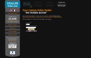 Commandez votre Bouton Personnalisé par Paypal